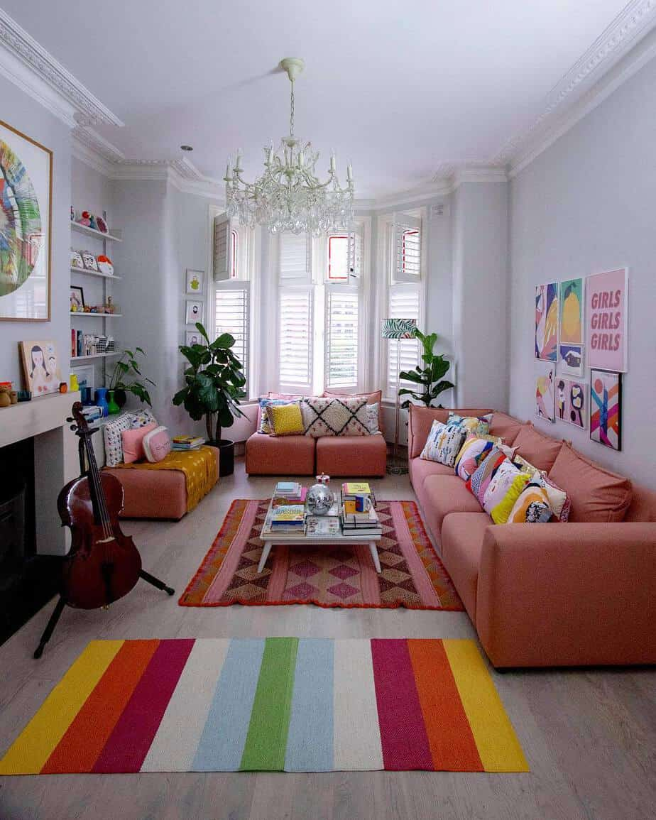 Interior design trends 2019 carpets