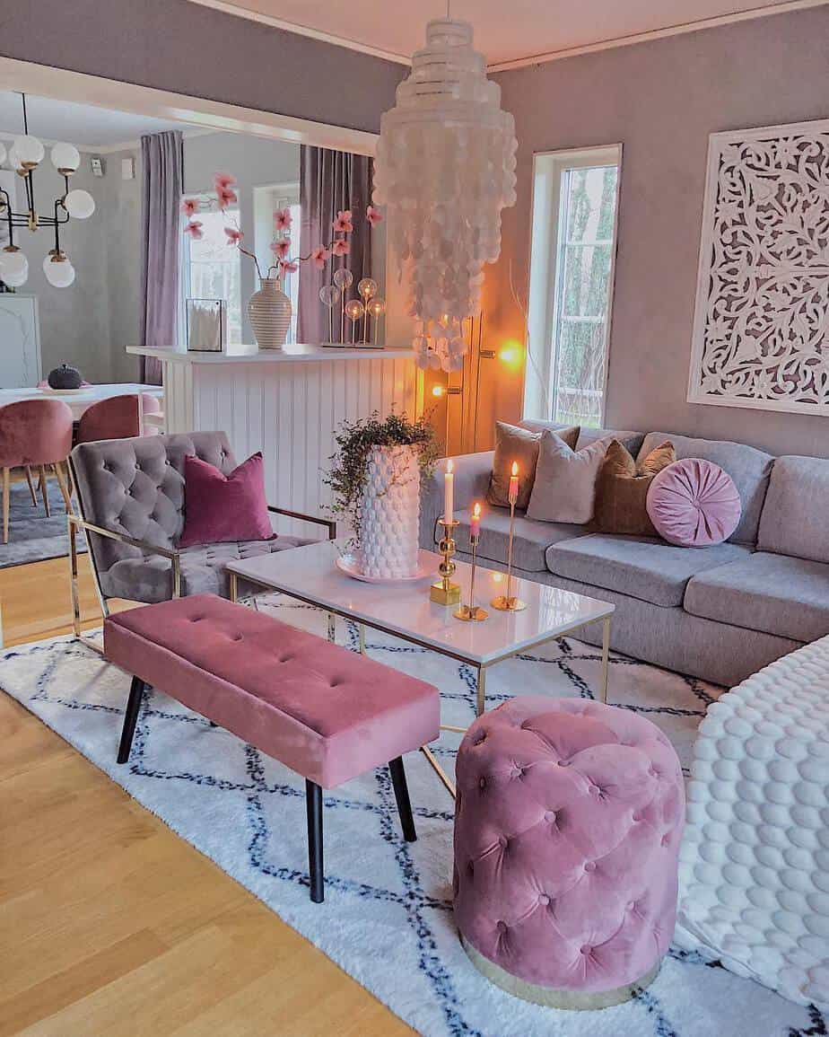 Living Room Trends 2019: Make Your Creative Ideas And