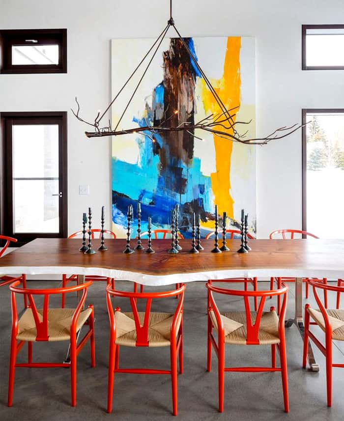 dining-room-design-2019-art-pieces