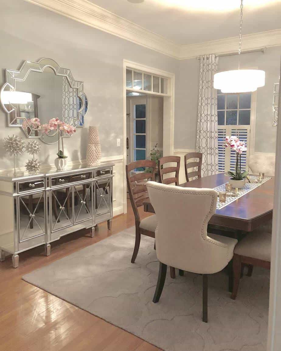 Dinning Room: Dining Room Trends 2019: Dos And Don'ts For A Spectacular