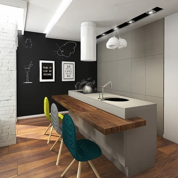 Modern Kitchen 2021