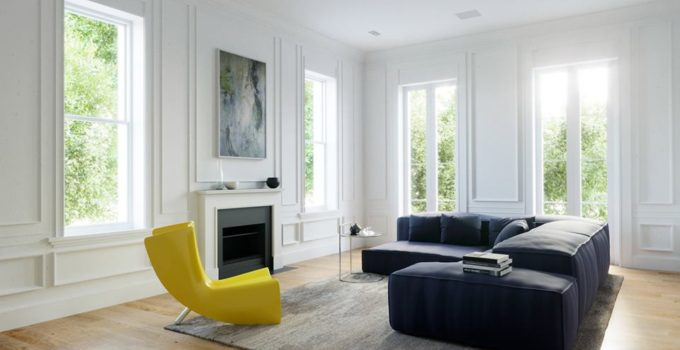 Living room trends 2019: Make your creative ideas and visions count