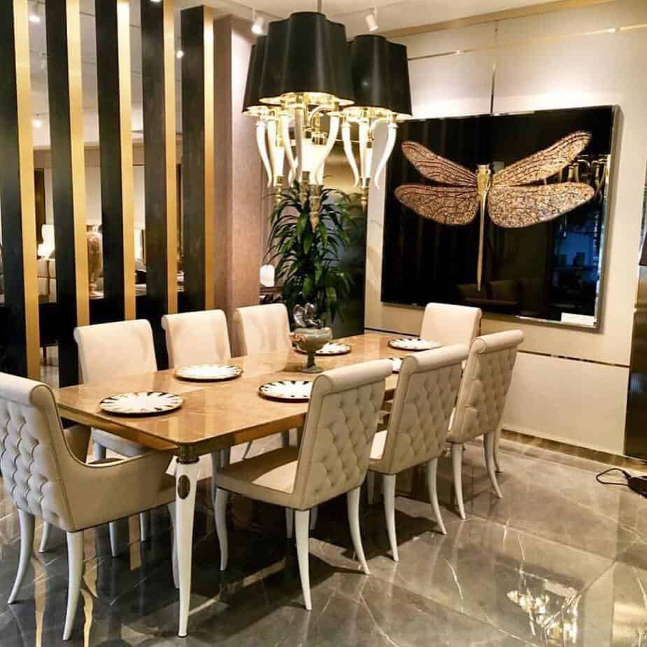 Top 4 Creative Dining Room Trends 2020 (35+ Images and Videos)