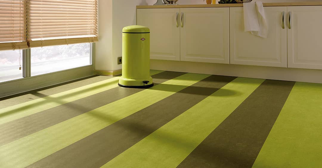 flooring trends 2020 Linoleum