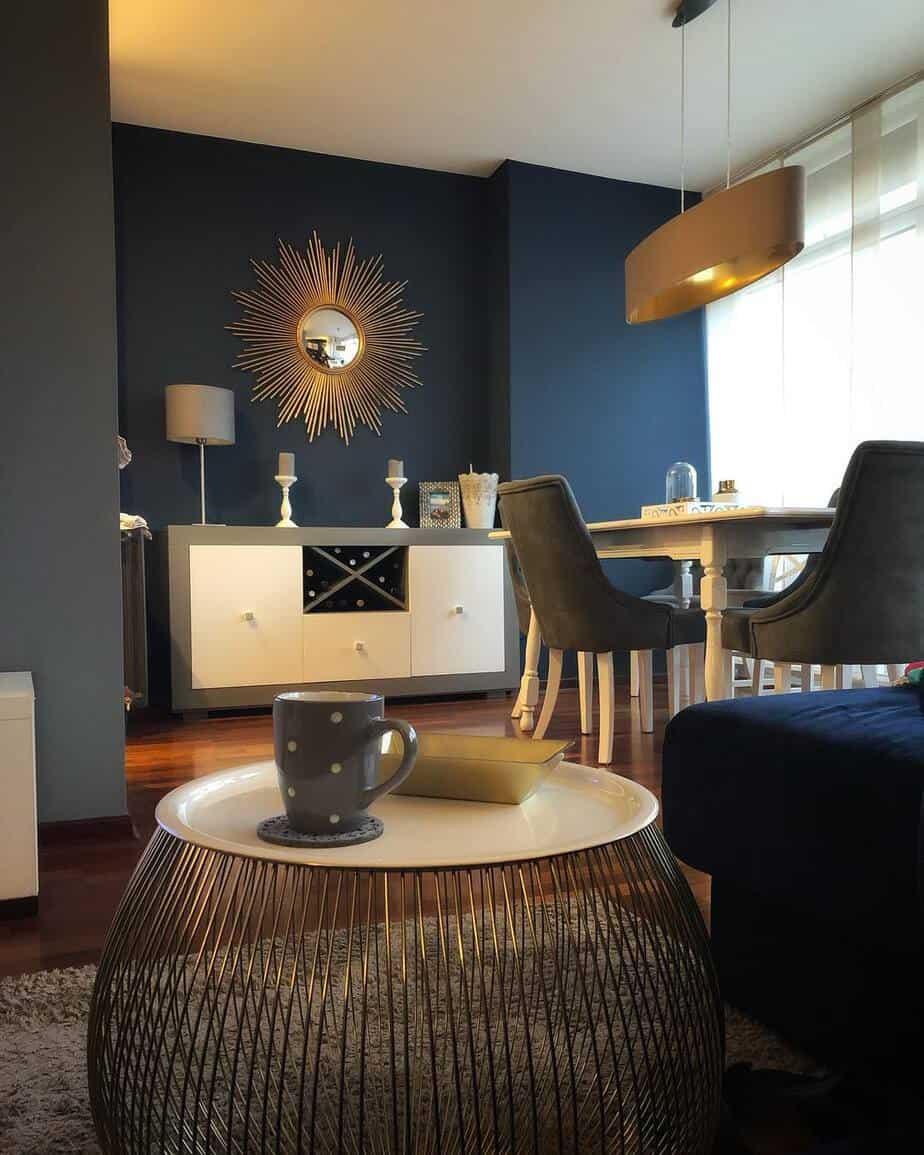 interior trends 2020 blue