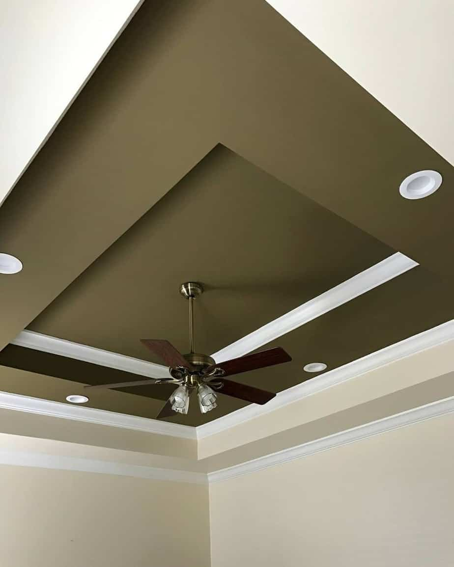 kitchen ceiling design 2020