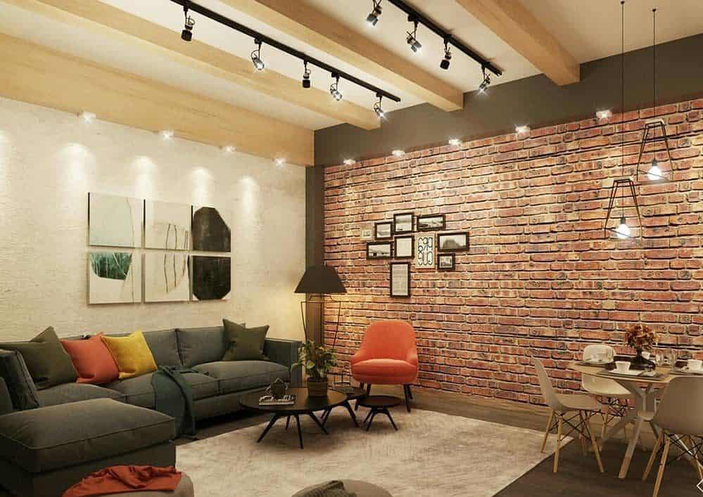 living room 2020 loft