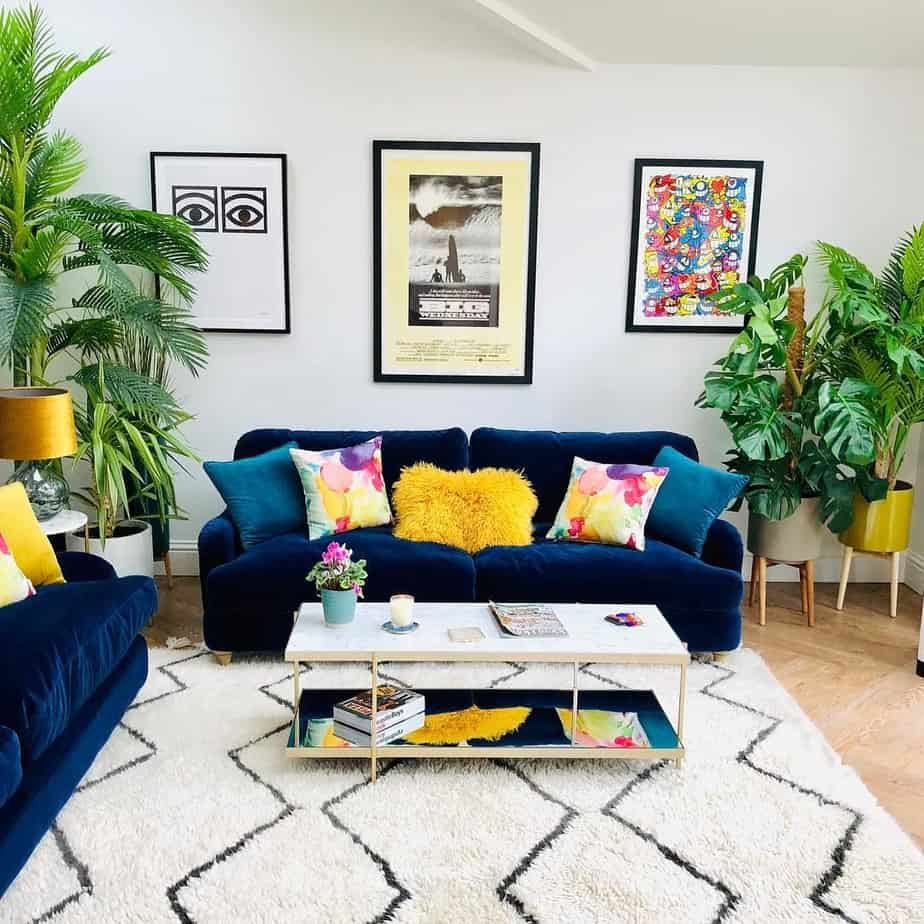 Living Rooms Decor: Top 6 Living Room Trends 2020: Photos+Videos Of Living