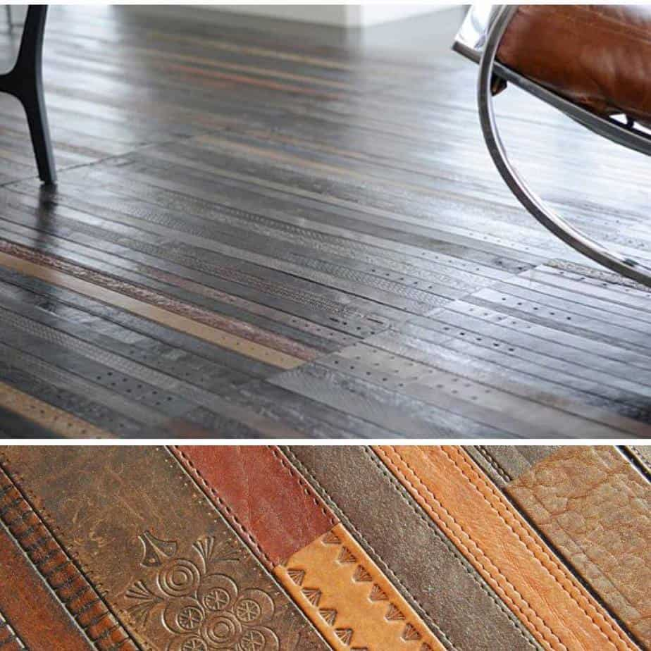 popular flooring 2020 leather
