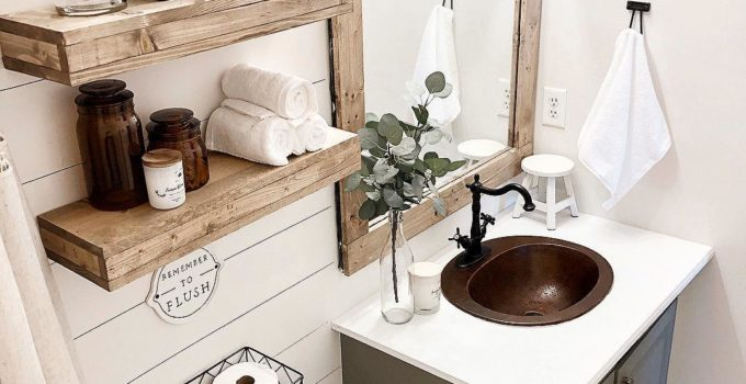 Small Bathroom Trends 2020: Photos And Videos Of Small