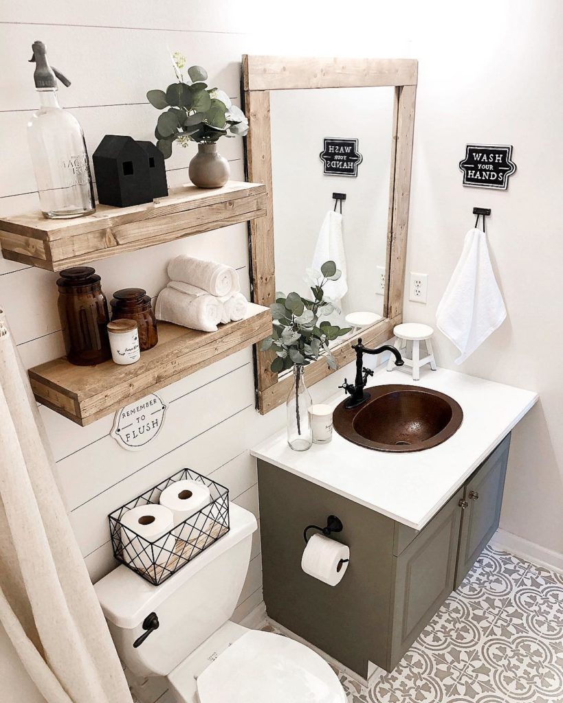 small bathroom designs 2020 trends