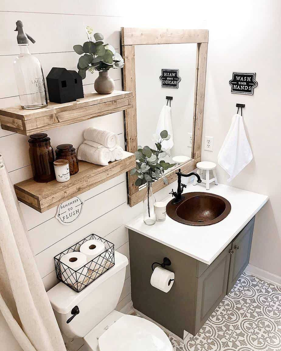 Bathroom Ideas: Small Bathroom Trends 2020: Photos And Videos Of Small