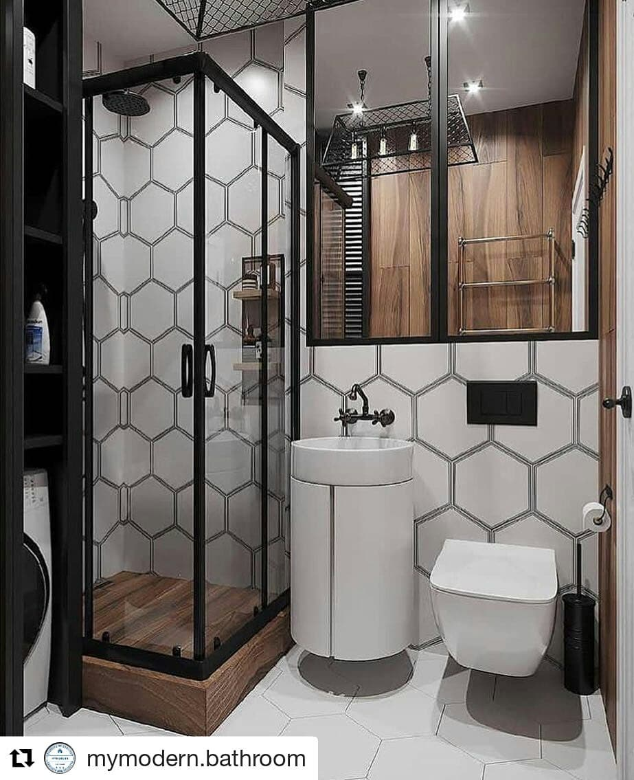 Small Bathroom Trends 2020: Photos And Videos Of Small ...