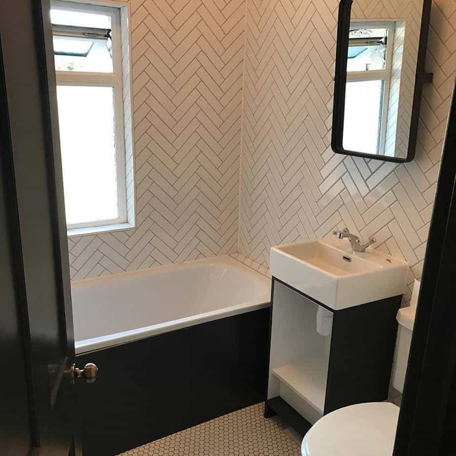 small bathroom trends 2020