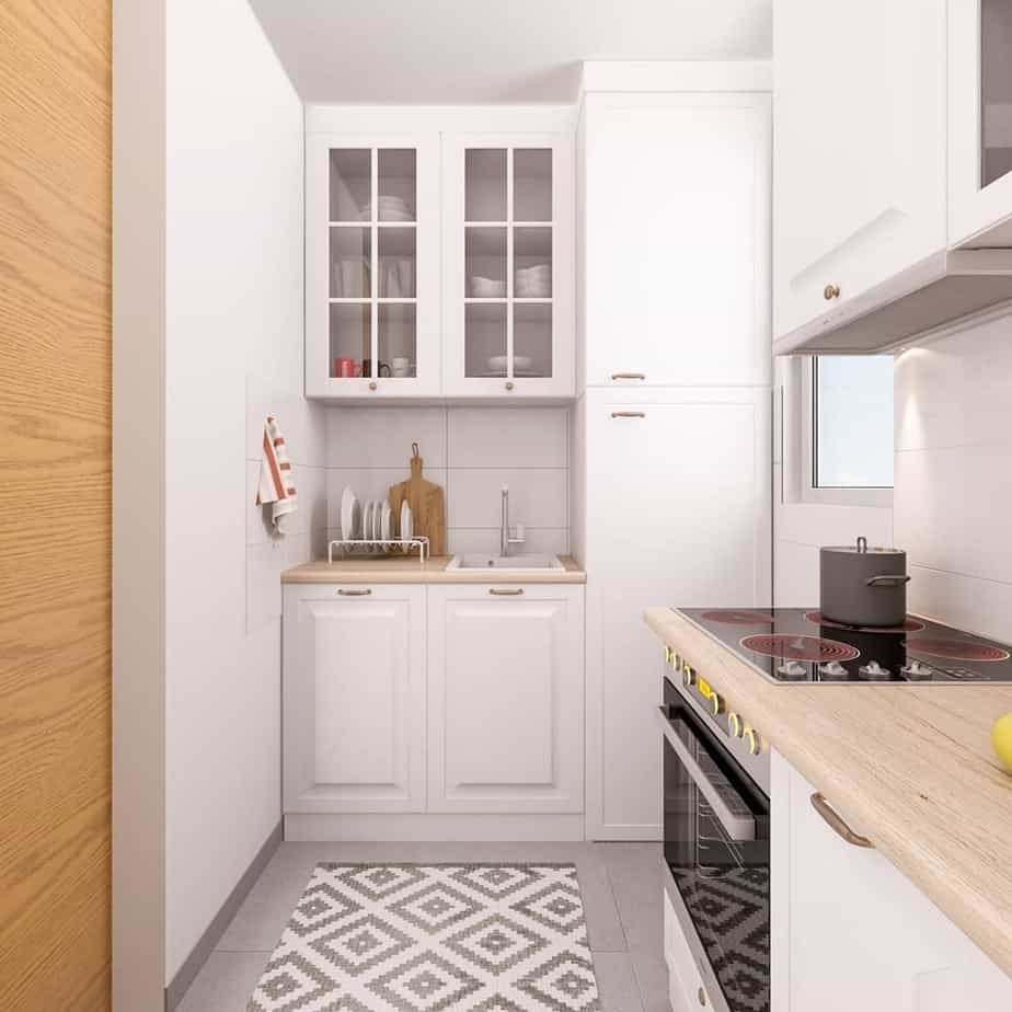 Small Kitchen Design 2020
