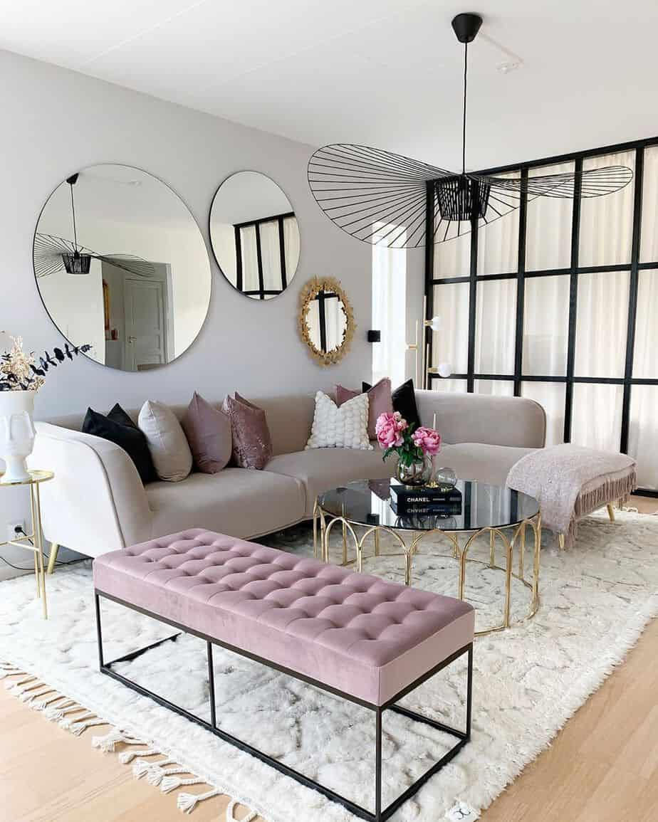 26 Best Modern Living Room Decorating Ideas And Designs: Top 6 Living Room Trends 2020: Photos+Videos Of Living