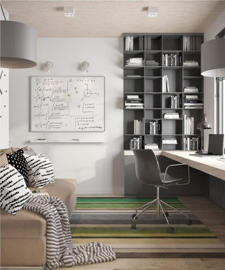 home office design 2020 modern