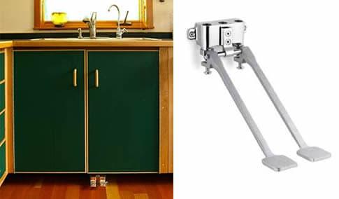 kitchen decor 2020 foot pedal