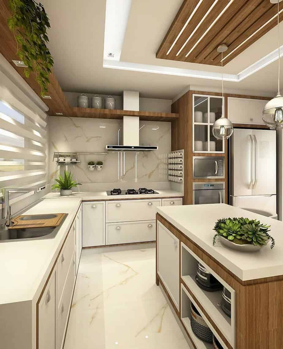 Latest Design For Kitchen: Kitchen Design 2020: Top 5 Kitchen Design Trends 2020