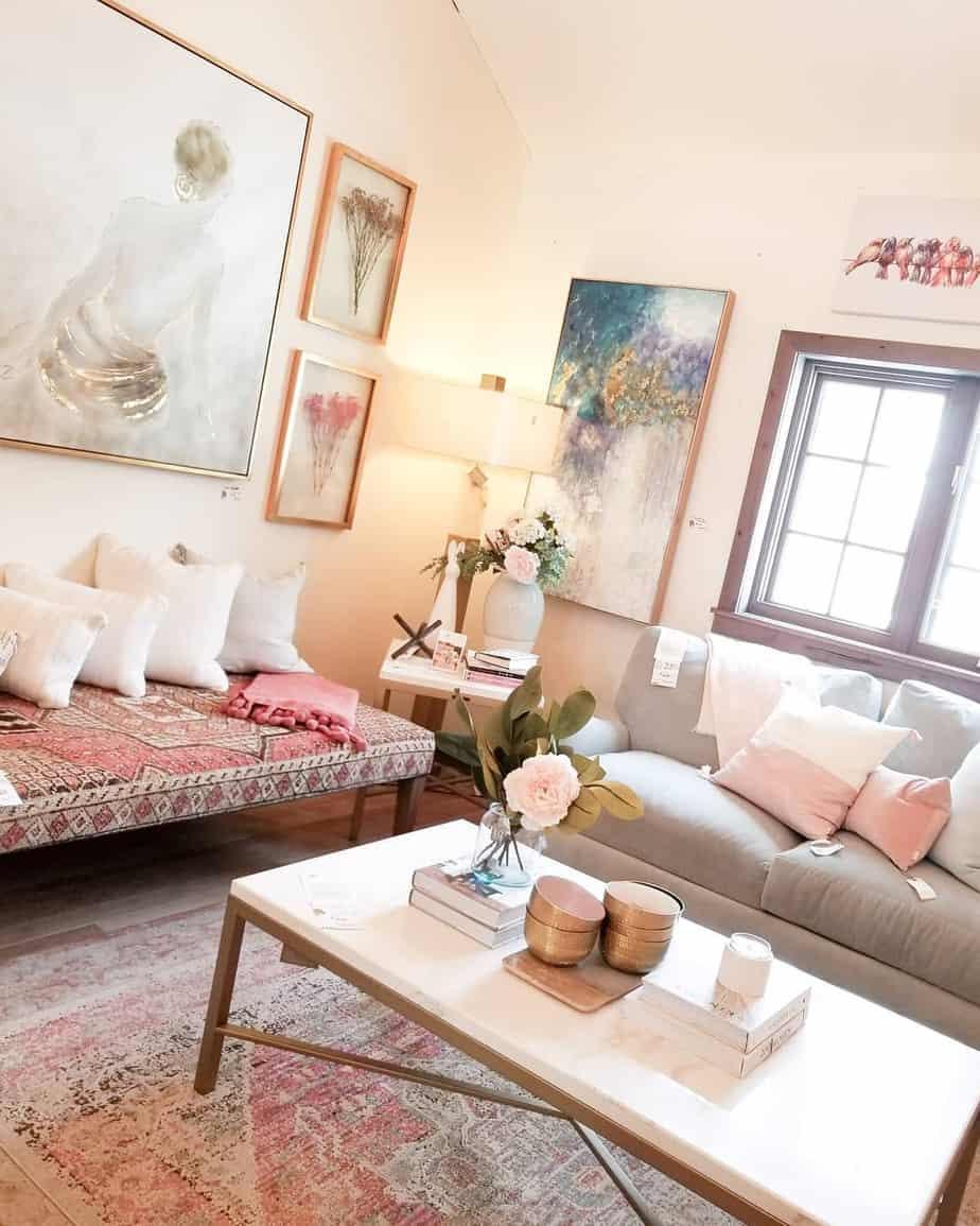 living room furniture trends 2020