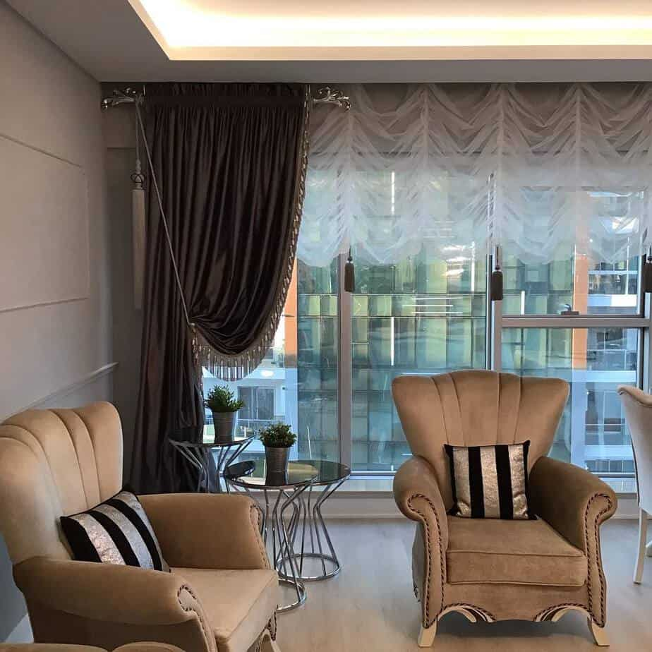Japanese Living Room Design Ideas: Top 6 Modern Curtains 2020 (Photos+Videos) Unique Options