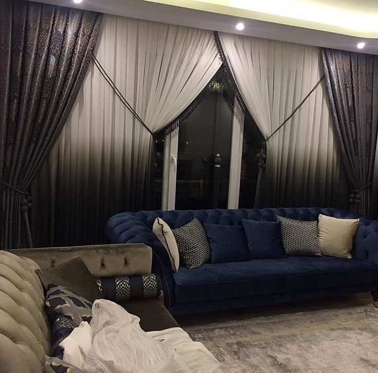 Top 6 modern curtains 2020: Unique options of the best curtain design 2020 1