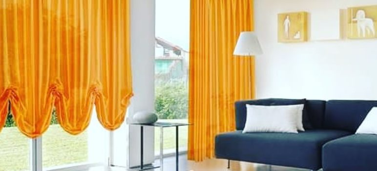 modern curtains 2020 austrian