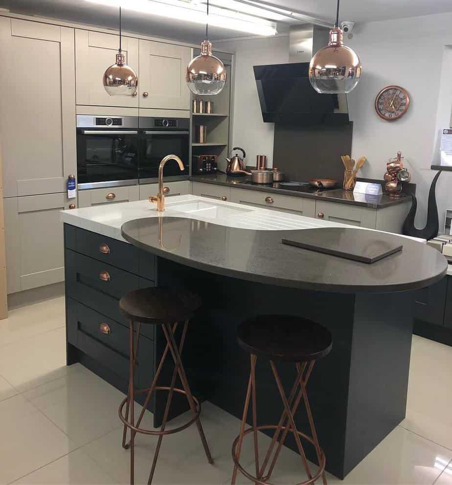 Top 5 ideas for Modern Kitchen 2020 (56 Photos and Videos) on Kitchen Modern Design 2020  id=90383