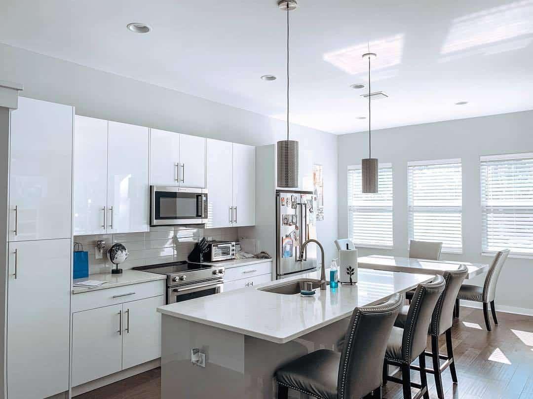 Top 5 ideas for Modern Kitchen 2020 (56 Photos and Videos) on Kitchen Modern Design 2020  id=40222