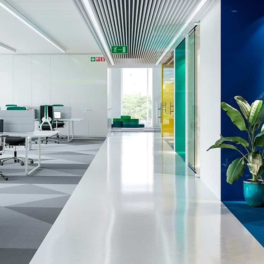 office trends 2020