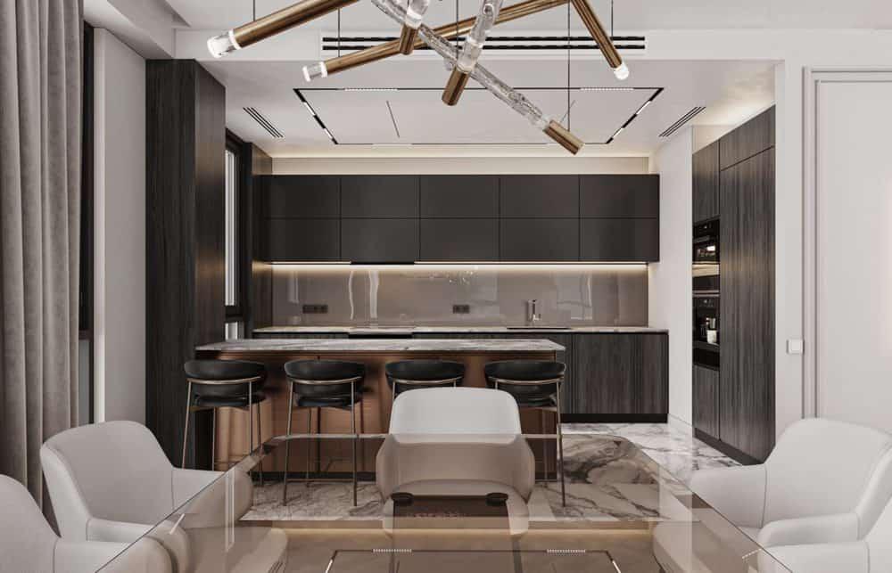 interior lighting trends 2022