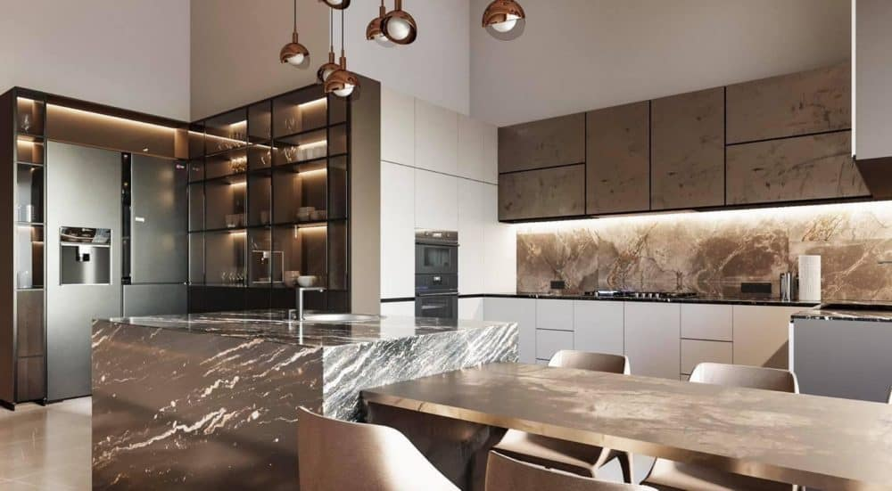 small kitchen trends 2022