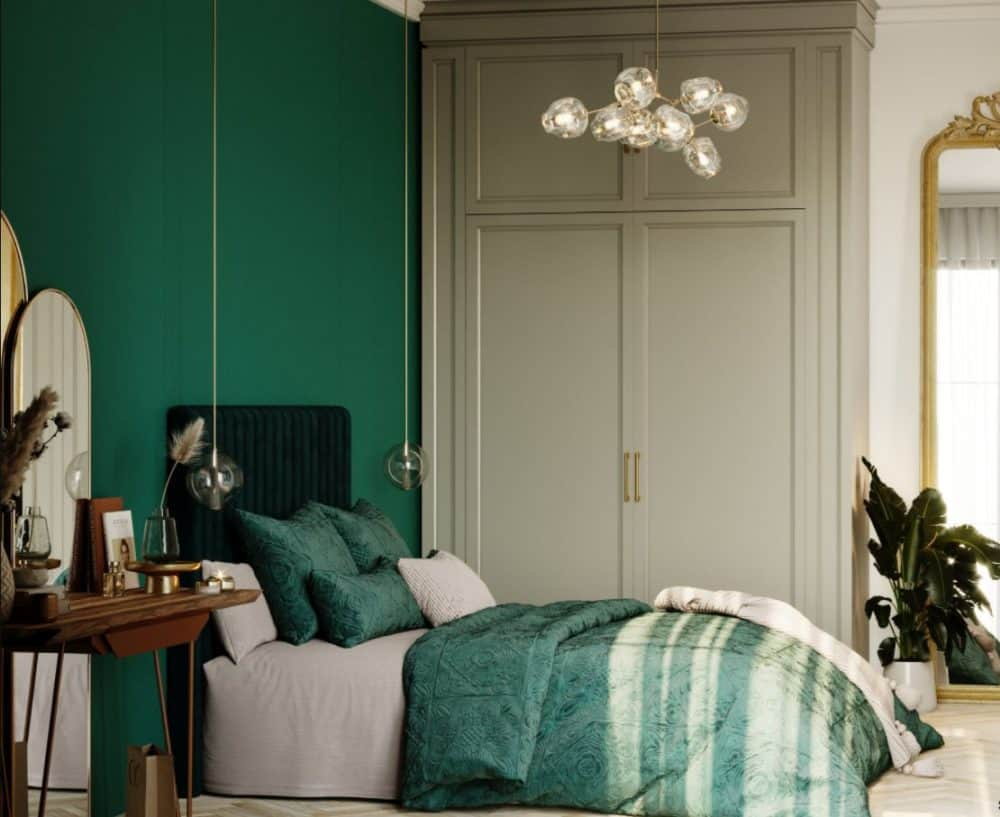 bedroom design trends 2022