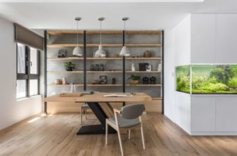 Home Office 2022: 9 Best and Fancy Ideas For Your Interior 17