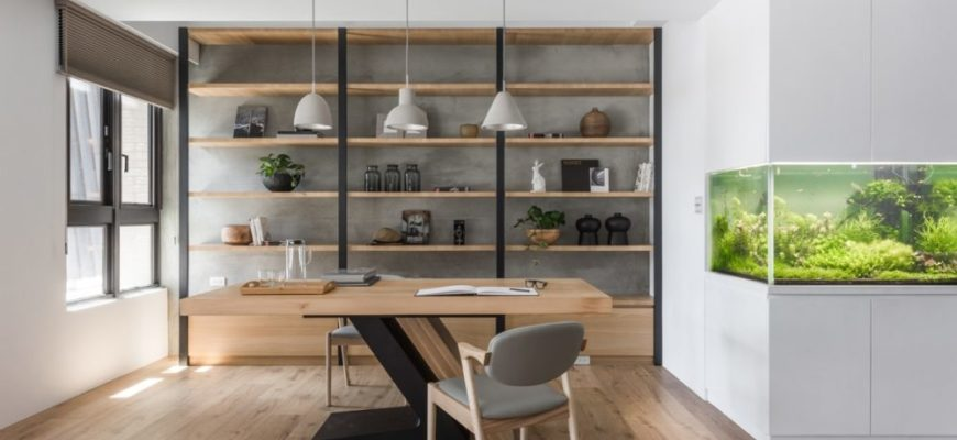 Home Office 2022: 9 Best and Fancy Ideas For Your Interior 1