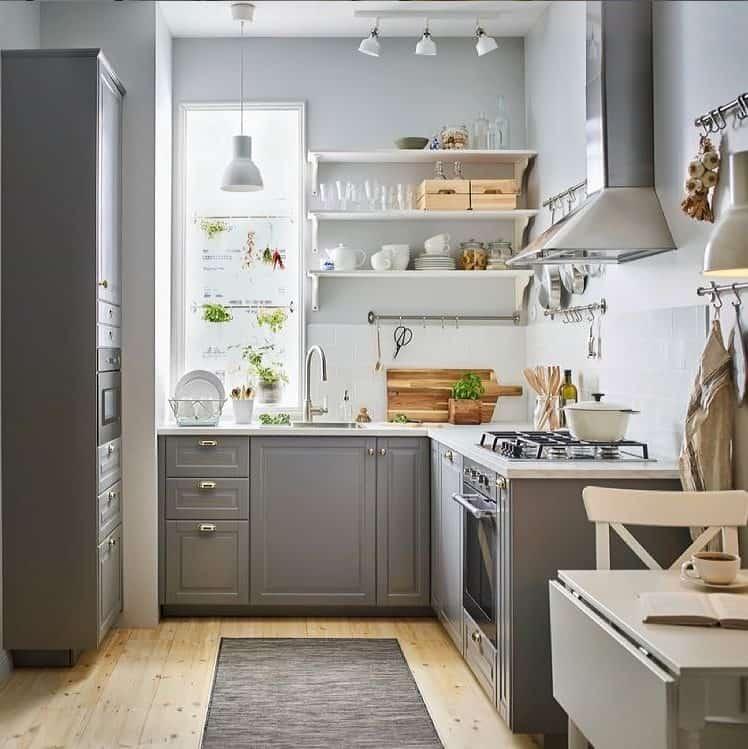 Small kitchen 2022: Smart Furniture