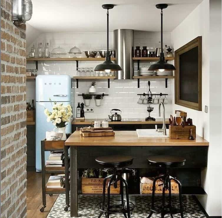 Small kitchen ideas 2022: Wall tips for your kitchen utilities