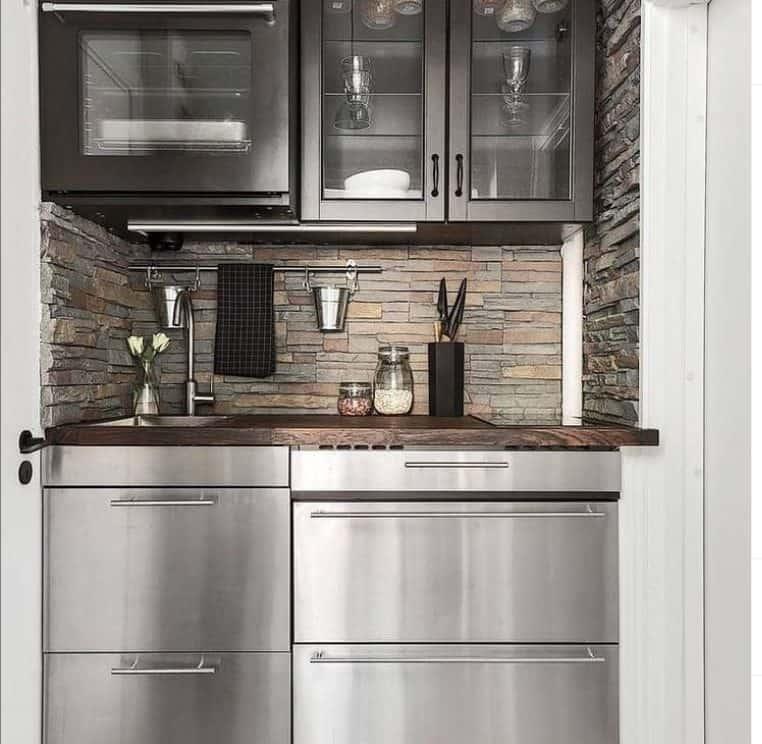 Small kitchen trends 2022: Multi-Tasking Technology