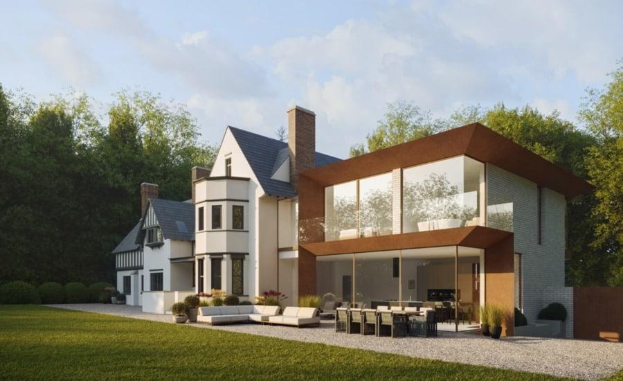 Exterior Design Trends 2022: Best 7 Captivating Ideas To Create Exquisite Gradation